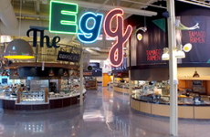 The Egg opens at The Culinary Institute of America