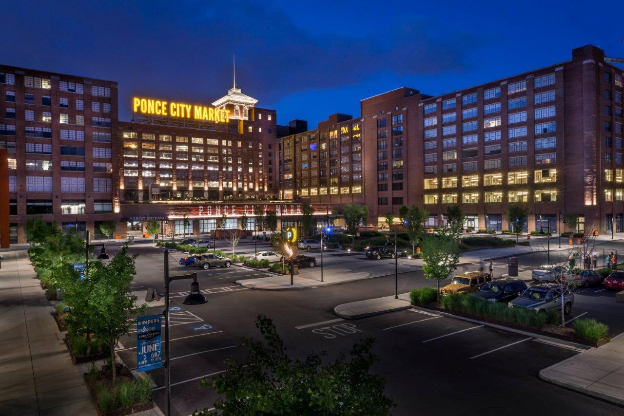 Ponce City Market Airspace