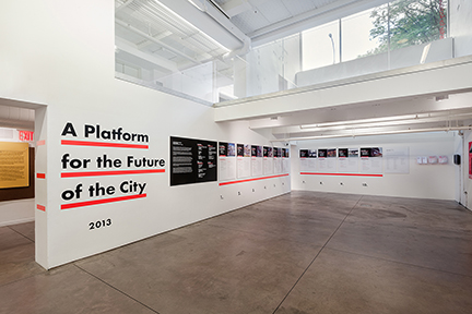 Center for Architecture – A Platform for the Future of the City