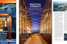 Industry City featured in Oculus: Fall 2016!