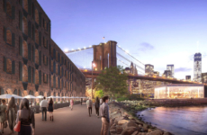 Empire Stores opens at Brooklyn Bridge Park!